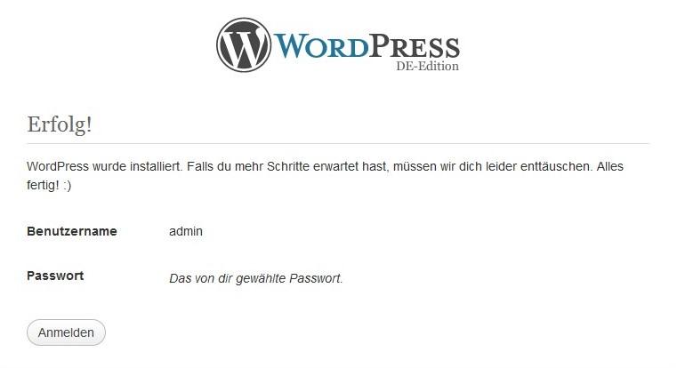 wordpress-erfolg