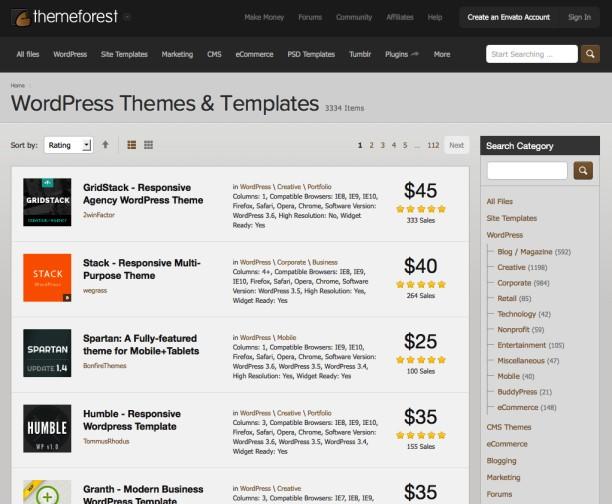 wordpress-seo-themes