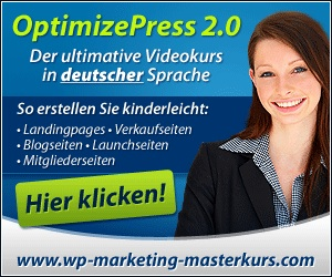 OptimizePress 2.0 Deutsch